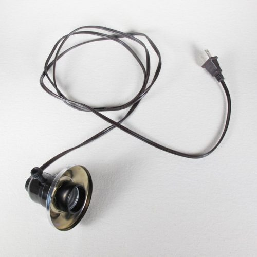 Lamp Socket with Ring-0