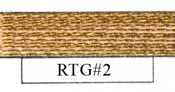 Real Twisted Gold - #2-0