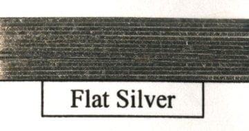 Flat Metallic Silver-0