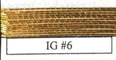 Imitation Gold - #6-0