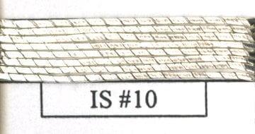 Imitation Silver - #10-0