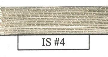 Imitation Silver - #4-0