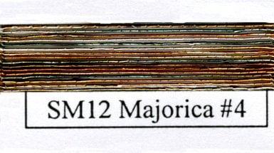 Special Metallic Majorica - #4-0
