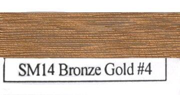 Special Metallic Bronze Gold - #4-0