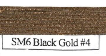 Special Metallic Black Gold - #4-0