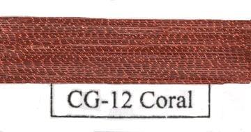 Colorful Metallic Coral-0