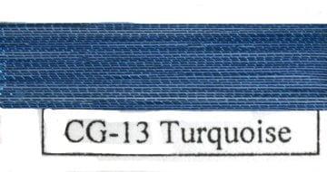 Colorful Metallic Turquoise-0