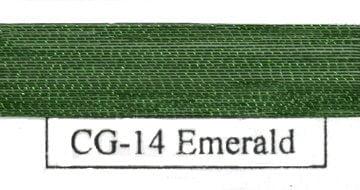 Colorful Metallic Emerald-0