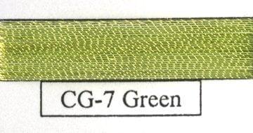 Colorful Metallic Green-0