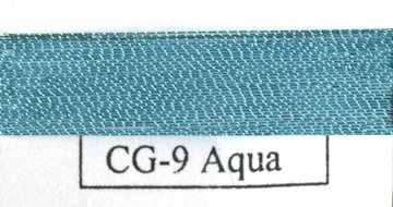 Colorful Metallic Aqua-0