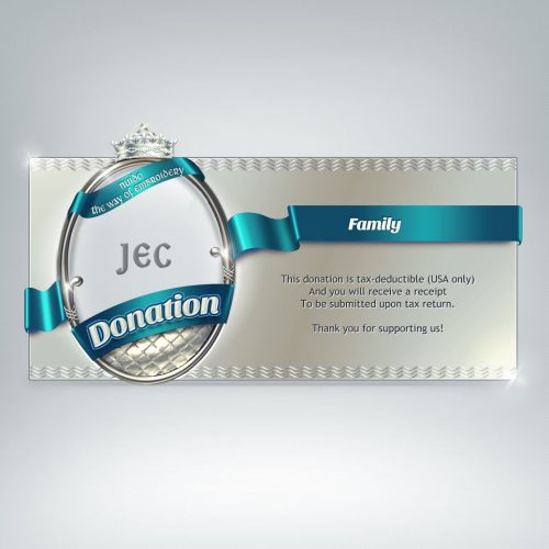 Donation for Family Membership (Tax-deductible)-0