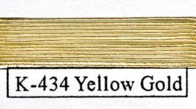 Kodaikin 434 Yellow Gold - #4-0