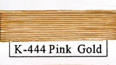 Kodaikin 444 Pink Gold - #4-0