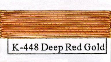 Kodaikin 448 Deep Red Gold - #4-0
