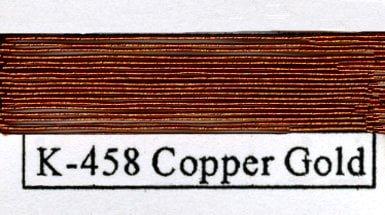 Kodaikin 458 Copper Gold - #4-0