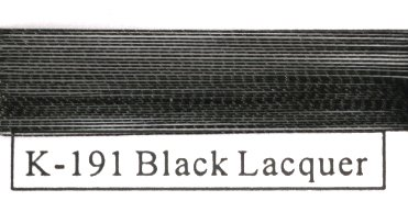 Kodaikin 191 Black Lacquer - #1-0