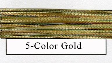 Special Metalics 5-color Gold - #1-0