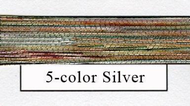 Special Metalics 5-color Silver - #1-0
