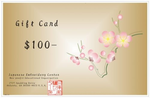 Gift Card - $100 (Printed)-0