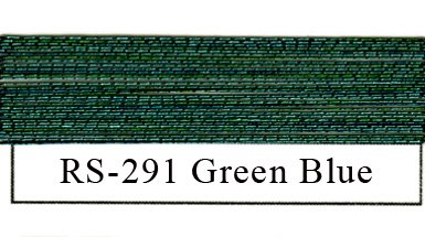Rainbow Metallics #291 Green Blue-0
