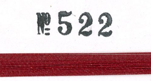 Real Lacquer 522 - #1-0
