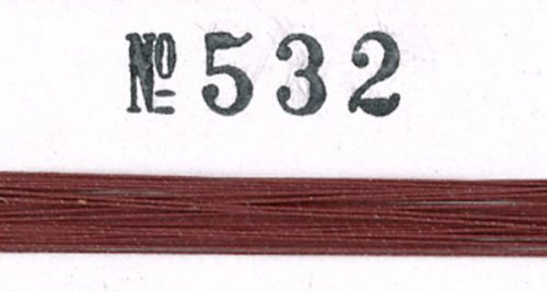 Real Lacquer 532 - #1-0