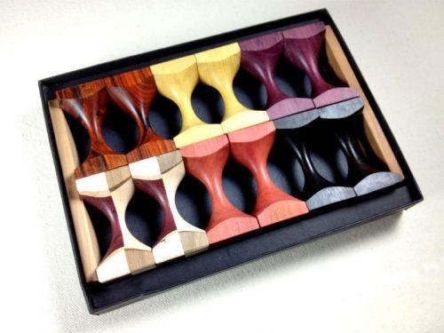 Koma (6 pairs): WORLD KOMA SET-0