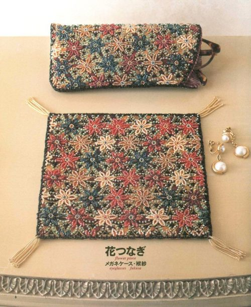 2019 Japanese Bead Embroidery Class at JEC (During April 17-20) -2202