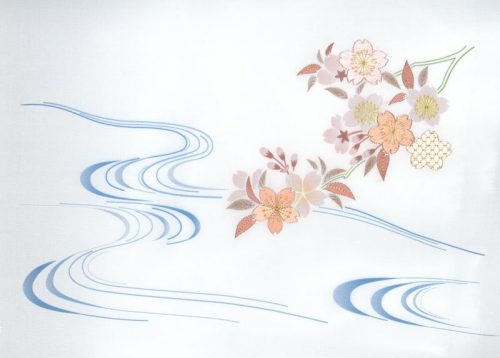 C12-01 Kyakurai - Flow in Spring - With Color (Young Student Class)-0